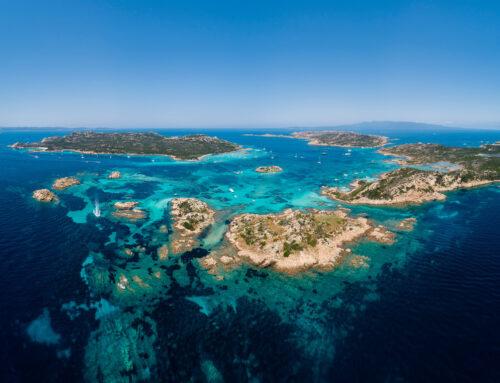 Escursioni in barca Arcipelago della Maddalena da Palau